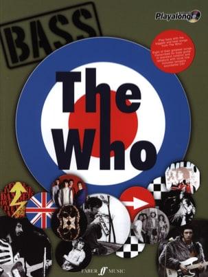 Authentic Playalong The Who Partition Pop / Rock - laflutedepan