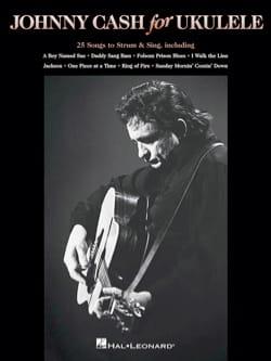 Johnny Cash for Ukulele Johnny Cash Partition laflutedepan