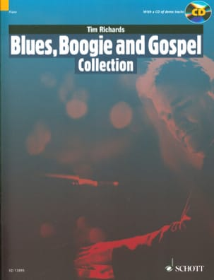 Blues, Boogie and Gospel Collection laflutedepan