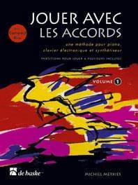 Jouer Avec les Accords Volume 1 Michiel Merkies Partition laflutedepan
