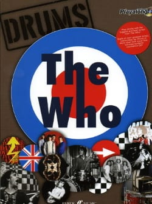 Authentic Playalong The Who Partition Batterie - laflutedepan