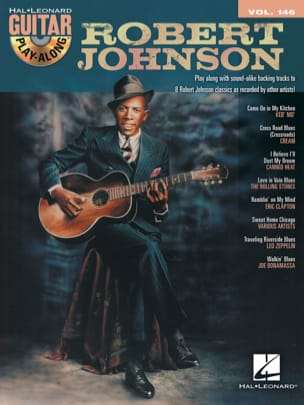 Guitar Play-Along Volume 146 - Robert Johnson laflutedepan