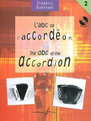 L' ABC de L' Accordéon Volume 2 Frédéric Guérouet laflutedepan