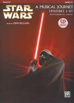 Star Wars instrumental solos - A musical journey, episodes I-VI laflutedepan