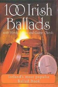 100 Irish Ballads Paroles Mélodie Et Accords Partition laflutedepan