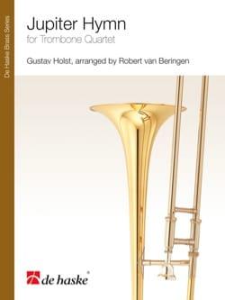 Jupiter hymn HOLST Partition Trombone - laflutedepan