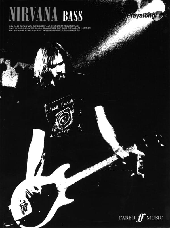 Nirvana Bass - Nirvana - Partition - Pop / Rock - laflutedepan.com