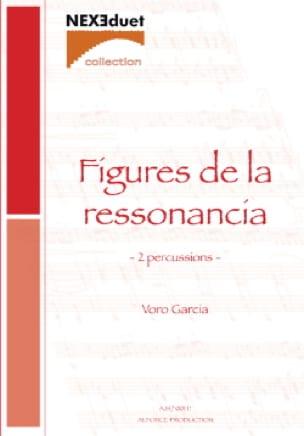 Figures de la Ressonancia - Voro Garcia - Partition - laflutedepan.com