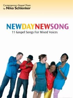 New Day New Song - 11 Gospel Songs Niko Schlenker laflutedepan