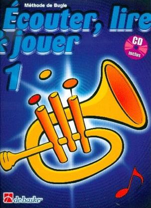 Ecouter Lire et Jouer - Méthode Volume 1 - Bugle DE HASKE laflutedepan