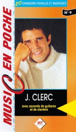 Music en poche N° 9 Julien Clerc Partition laflutedepan