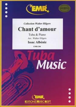 Chant D'amour ALBENIZ Partition Tuba - laflutedepan