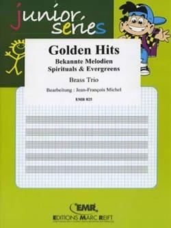 Golden Hits Partition Ensemble de cuivres - laflutedepan