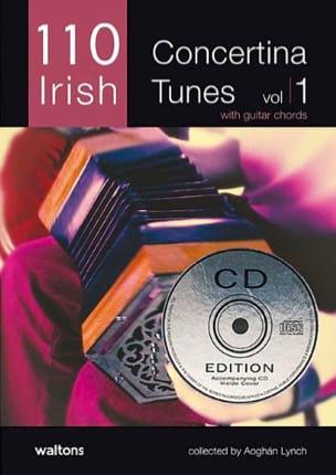 110 Irish Concertina Tunes Volume 1 Aogan Lynch Partition laflutedepan