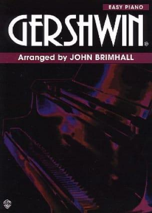 Gershwin Easy Piano - GERSHWIN - Partition - Jazz - laflutedepan.com