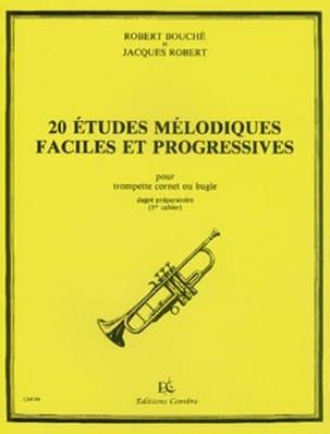 20 Etudes Mélodiques Faciles et Progressives laflutedepan