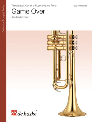 Game Over Jan Hadermann Partition Trompette - laflutedepan