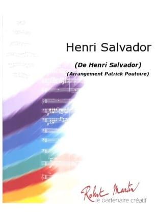 Henri Salvador Henri Salvador Partition ENSEMBLES - laflutedepan