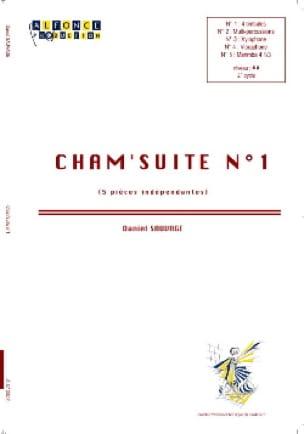 Cham' suite N° 1 - Daniel Sauvage - Partition - laflutedepan.com