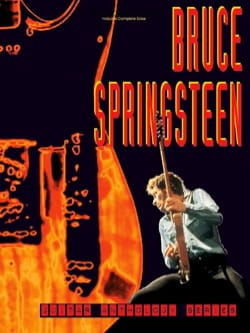 Bruce Springsteen - Guitar Anthology Series - laflutedepan.com