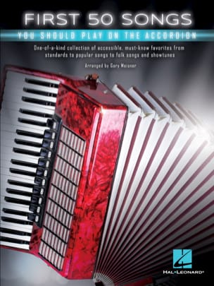 First 50 Songs You Should Play On The Accordion laflutedepan