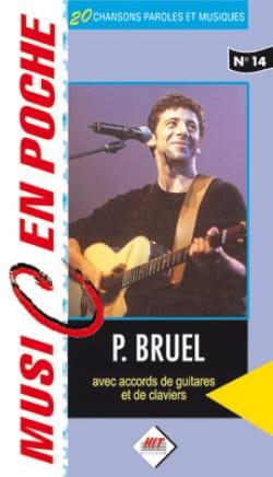 Music en poche N° 14 Patrick Bruel Partition laflutedepan