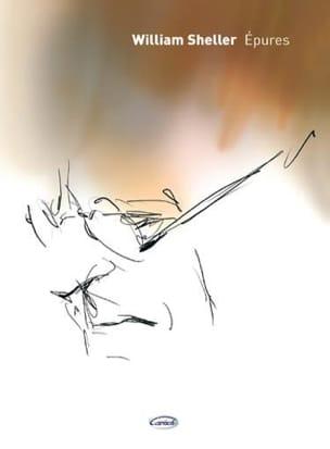 William Sheller - Sketching - Partition - di-arezzo.com