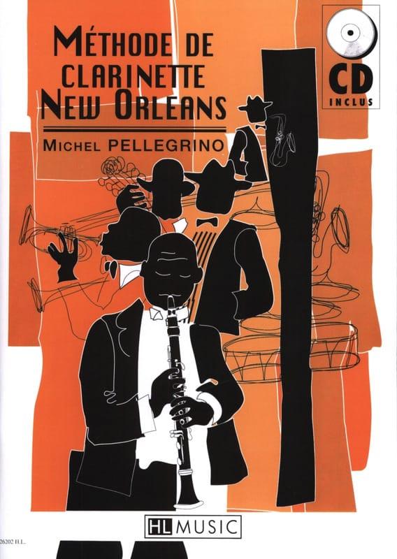 Méthode de Clarinette New Orleans - laflutedepan.com