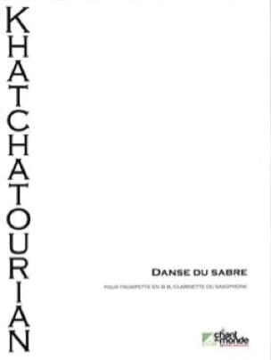 Danse du Sabre - Aram Khachaturian - Partition - laflutedepan.com