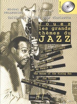Jouez les grands thèmes du jazz volume 1 laflutedepan