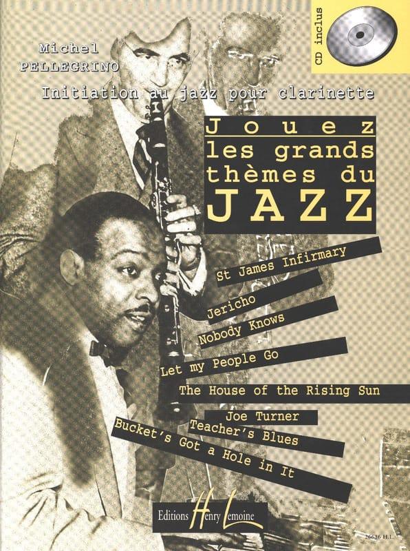 Jouez les grands thèmes du jazz volume 1 - laflutedepan.com