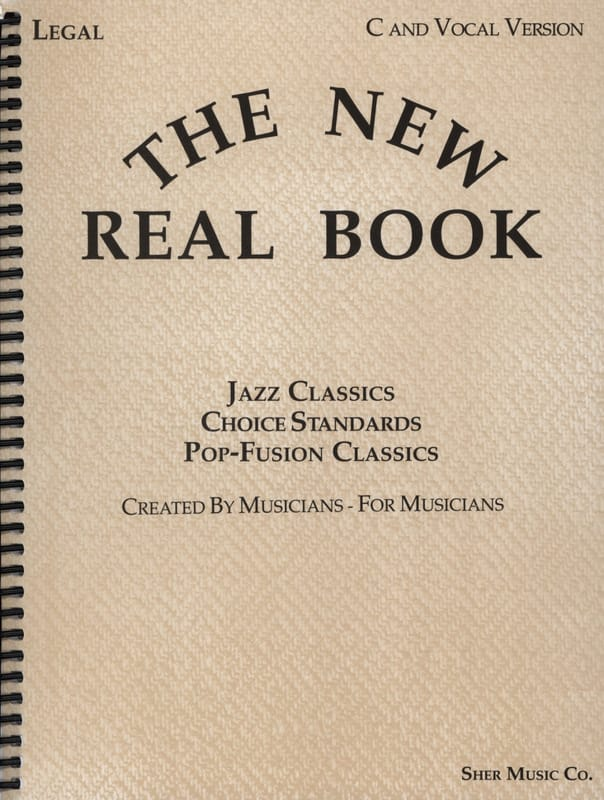 The new real book volume 1 - Partition - Jazz - laflutedepan.com