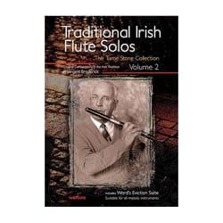 Traditional Irish Flute Solos Volume 2 Vincent Broderick laflutedepan