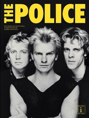 The Police The Police Partition Pop / Rock - laflutedepan