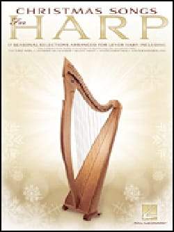 Christmas Songs for Harp Noël Partition Harpe - laflutedepan