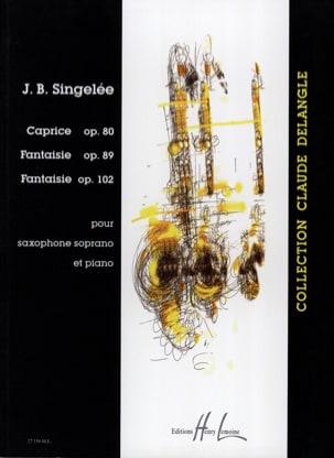 Caprice Opus 80 / Fantaisie Opus 89 / Fantaisie Opus 102 laflutedepan