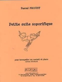 Petite suite soporifique Pascal Proust Partition laflutedepan
