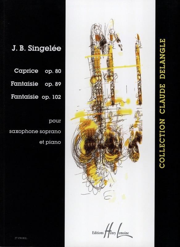 Caprice Opus 80 / Fantaisie Opus 89 / Fantaisie Opus 102 - laflutedepan.com