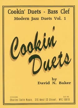 Cookin' Duets Modern Jazz Duets Volume 1 David N. Baker laflutedepan