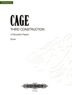 Third Construction CAGE Partition laflutedepan