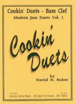 Cookin' Duets Modern Jazz Duets Volume 1 - laflutedepan.com
