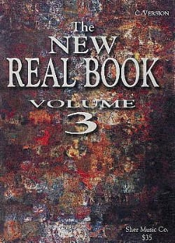 The new real book volume 3 - Partition - Jazz - laflutedepan.com