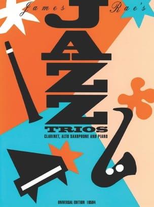 Jazz Trios James Rae Partition Trios - laflutedepan