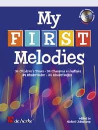 My First Melodies Michiel Oldenkamp Partition Trompette - laflutedepan