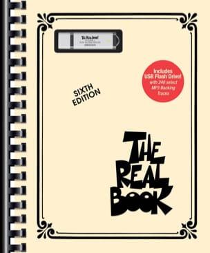 The Real Book Volume 1 - Sixth edition avec 240 mp3 sur clé USB - C Instruments laflutedepan