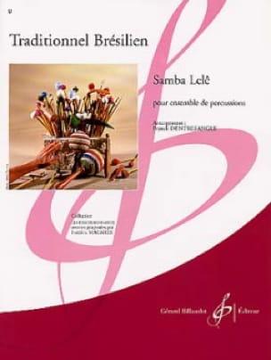 Samba Lelê - Brésilien Traditionnel - Partition - laflutedepan.com