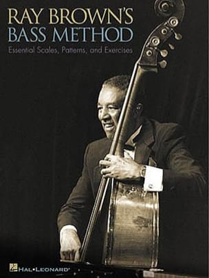 Bass Method Ray Brown Partition Contrebasse - laflutedepan