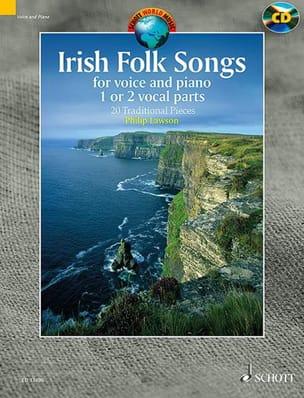 - Irish Folk Songs - Partition - di-arezzo.fr