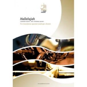 Hallelujah - Quatuor de Trombones - Leonard Cohen - laflutedepan.com