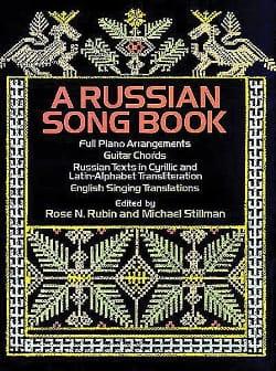 A Russian Songbook Rubin Rose N. / Stillman Michael laflutedepan